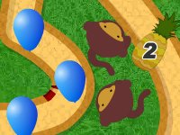 Bloons tower defense 3 spelletjes